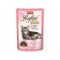 Kapsička ANIMONDA Rafine Soupe kitten drůbež + krevety (100g)