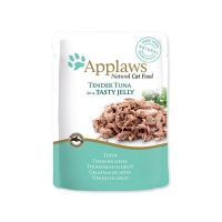 Kapsička APPLAWS cat pouch tuna wholemeat in jelly 70 g ()