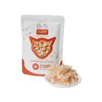 Kapsička BRIT Care Cat Chicken & Cheese (80g)