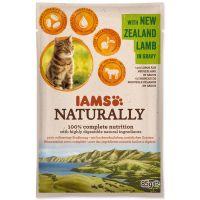 Kapsička IAMS Cat Naturally with New Zealand Lamb in Gravy 85g