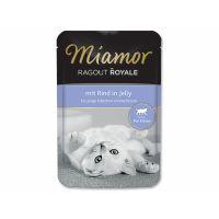 Kapsička MiamorRagout Junior hovězí   (100g)
