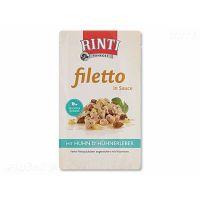 Kapsička RINTI Filetto kuře + kuřecí játra v omáčce (125g)