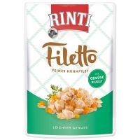 Kapsička RINTI Filetto kuře + zelenina v želé (100g)
