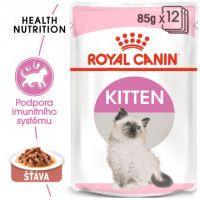 Royal Canin Kitten Instinctive Gravy kapsička pro koťata ve šťávě 12x