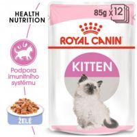 Royal Canin Kitten Instinctive Jelly kapsička pro koťata v želé 12x