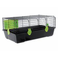 Klec SMALL ANIMAL Matěj černá se zelenou výbavou (1ks)