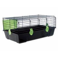 Klec SMALL ANIMAL Michal černá se zelenou výbavou (1ks)