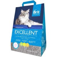 Kočkolit BRIT Fresh for Cats Excellent Ultra Bentonite (10kg)