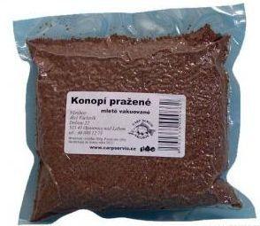 Konopí pražené mleté - 500 g