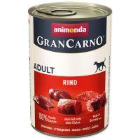 Konzerva ANIMONDA Gran carno hovězí (400g)