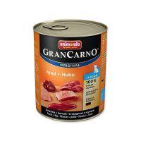 Konzerva ANIMONDA Gran carno junior kuře + hovězí (800g)
