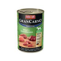 Konzerva ANIMONDA Gran carno krůta + kachna (400g)