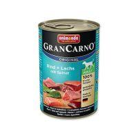 Konzerva ANIMONDA Gran carno losos + špenát (400g)
