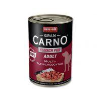 Konzerva ANIMONDA Gran carno masová směs (400g)