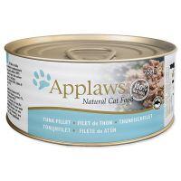 Konzerva APPLAWS Cat Tuna Fillet & Cheese (70g)