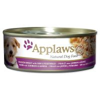 Konzerva APPLAWS Dog Chicken, Ham & Veg 156 g ()