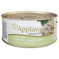 Konzerva APPLAWS Kitten Chicken (70g)
