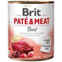 Konzerva BRIT Paté & Meat Beef (800g)