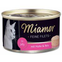 Konzerva MiamorFilet kuře + rýže   (100g)