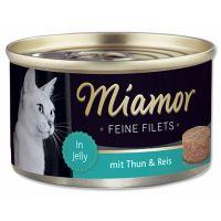 Konzerva MiamorFilet tuňák + rýže   (100g)