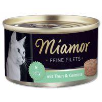Konzerva MiamorFilet tuňák + zelenina   (100g)