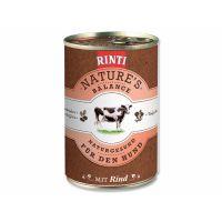 Konzerva RINTI Nature's Balance hovězí + brambory + vejce (400g)