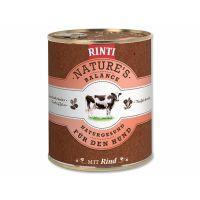 Konzerva RINTI Nature's Balance hovězí + brambory + vejce (800g)