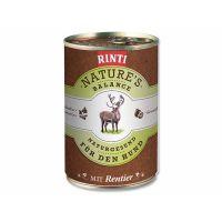 Konzerva RINTI Nature's Balance sob + těstoviny + vejce (400g)