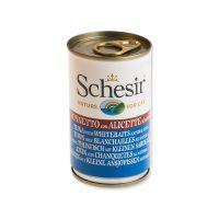 Konzerva SCHESIR Cat tuňák + sleď (140g)