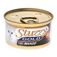 Konzerva STUZZY Cat Gold hovězí (85g)