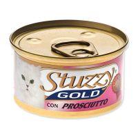 Konzerva STUZZY Cat Gold šunka (85g)