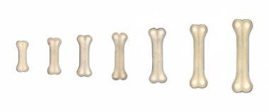 Kost bůvolí kalciová 8 cm