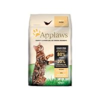 Krmivo APPLAWS Dry Cat Chicken (400g)