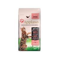 Krmivo APPLAWS Dry Cat Chicken & Salmon (2kg)