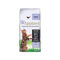 Krmivo APPLAWS Dry Cat Chicken with Duck (2kg)