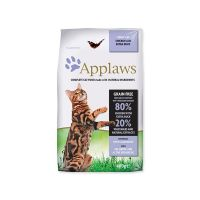 Krmivo APPLAWS Dry Cat Chicken with Duck (400g)