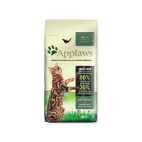 Krmivo APPLAWS Dry Cat Chicken with Lamb (2kg)