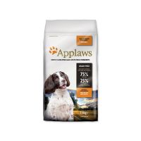Krmivo APPLAWS Dry Dog Chicken Small & Medium Breed Adult 7,5 kg ()