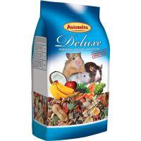 Krmivo pro malé hlodavce delux  1 kg