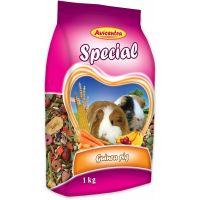 Krmivo pro morčata avicentra special 1 kg
