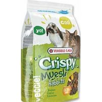Krmivo VERSELE-LAGA Crispy Müsli pro králíky 1 kg