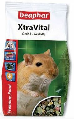 Krmivo X-traVital pro pískomily   500g
