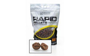 Kuličkové pelety Rapid 950 g
