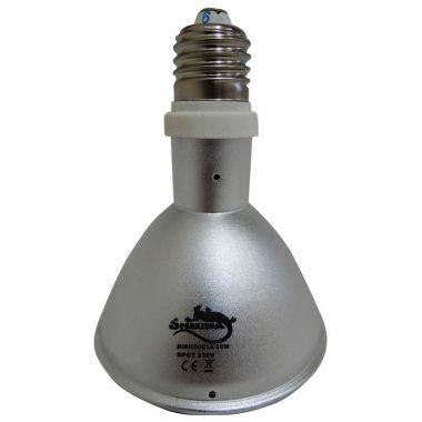 LAMPA UVB 50W HID SPOT REPTISPA PAR30 SPARKZOO