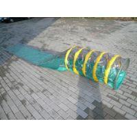 Látkový tunel 90cm -délka látky 3m celoprůhledný