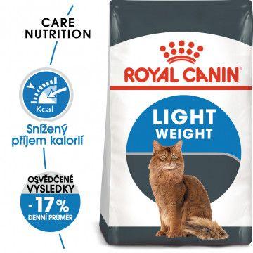 Royal Canin Light Weight Care dietní granule pro kočky 2kg
