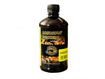 Lososový protein booster - 500 ml/Česnek
