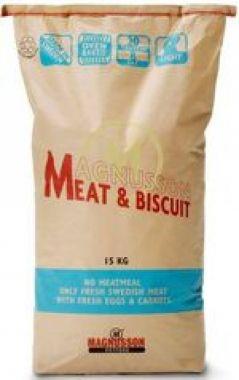 MAGNUSSON Meat/Biscuit Light 2x 14 kg