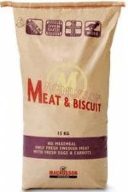 MAGNUSSON Meat/Biscuit Work 2x 14 kg