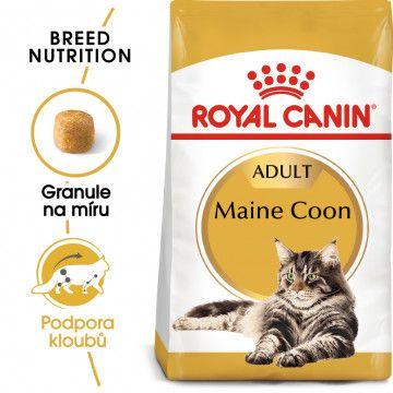 Royal Canin Maine Coon Adult granule pro mainské mývalí kočky 10kg